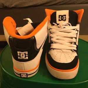 DC high tops